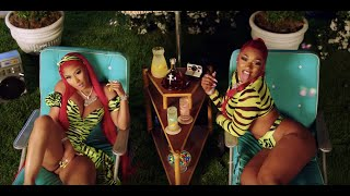 Megan Thee Stallion & Ft. Nicki Minaj & Ty Dolla $ign - Hot Girl Summer