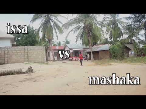 Mashaka Wa Nendeze Akipambana Na Issa