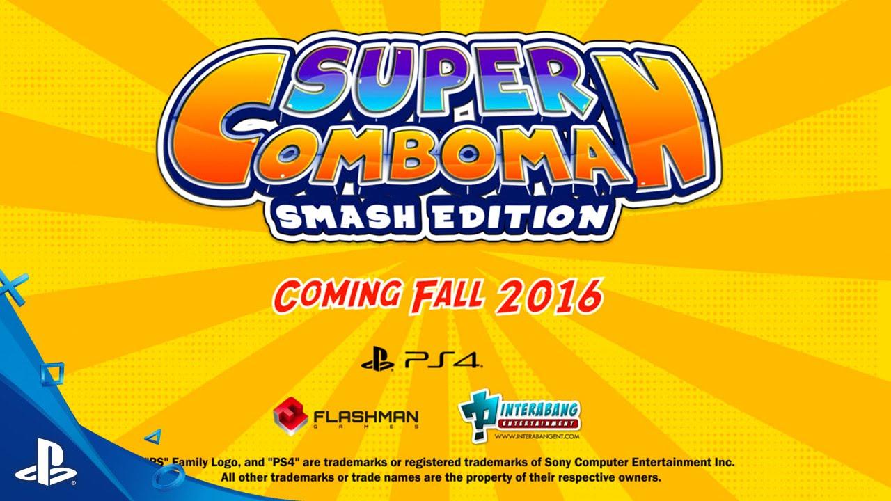 Super Comboman repartirá puñetazos en PS4 próximamente