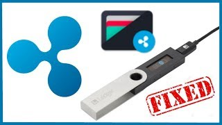 How to Fix common Issue with Ripple Wallet not Loading for Ledger Nano S - Safely Store Your XRP!