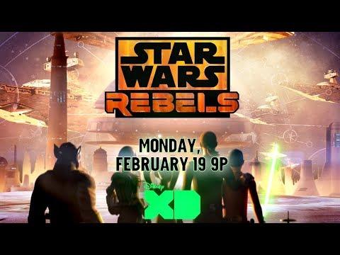 Star Wars Season 4B Promo 'The Final Episodes'