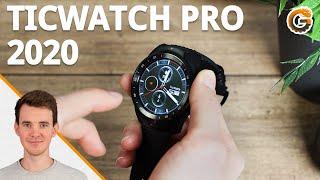 TicWatch Pro 2020: Die beste WearOS-Smartwatch - Unboxing