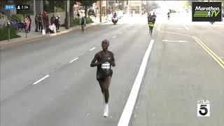 Resumen del Maratón de Los Ángeles, CA 2019.