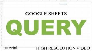 Google Sheets QUERY Date Range using SQL Format Dates Tutorial - Part 4