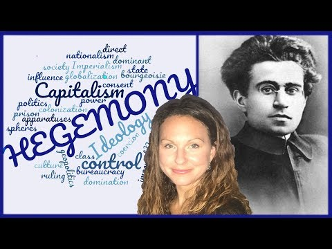CULTURAL HEGEMONY, POWER AND CAPITALISM