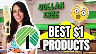 SHOCKING $1 DOLLAR TREE PRODUCTS YOU CAN GET RIGHT NOW! (amazing scores!)