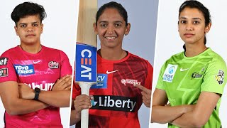 Indians explain why they love the WBBL | WBBL|07