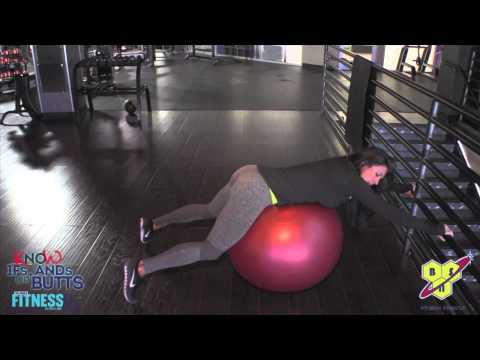 KNOw Ifs, Ands Or Butts with Amanda Latona - Episode 27: Stability Ball Reverse Hyperextensions