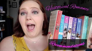 Historical Romance Recommendations