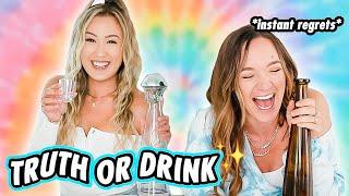 TRUTH OR DRINK 🥂 Drunk Q&A With Alisha (aka An Exposé)