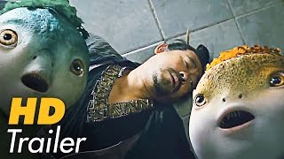 MONSTER HUNT Trailer 2015 MartialArts Fantasy Movie