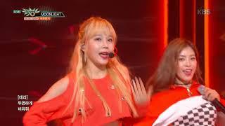 뮤직뱅크 Music Bank - MOONLIGHT - 네온펀치.20180810