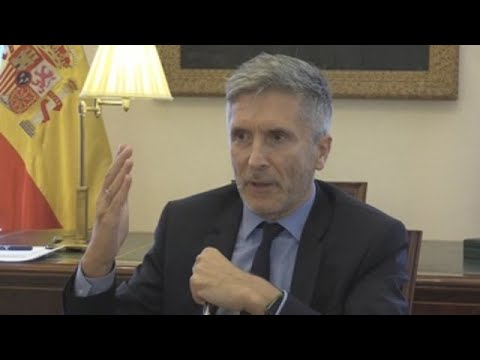 Marlaska supedita la decisión sobre las devoluciones en caliente al fallo de Estrasburgo