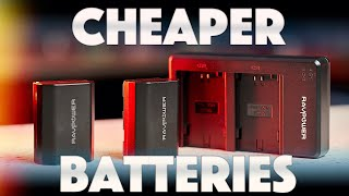 RAVPower FZ100 Battery for Sony Long-Term Review