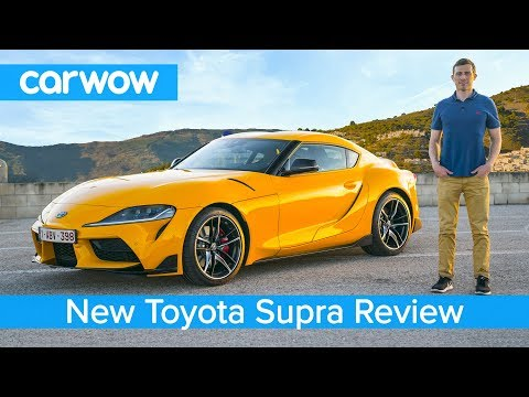 External Review Video FblJGCdMlds for Toyota GR Supra Sports Car (5th gen J29/DB)