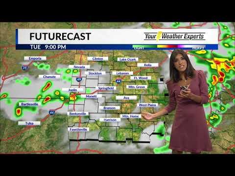 Elisa Raffa - KOLR 10 Weather, Tuesday 5PM 6/26/18