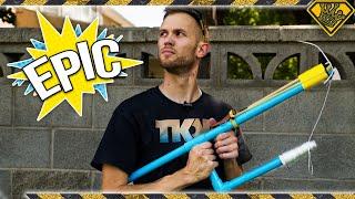 Coat Hanger Grapple Blaster - Video Youtube