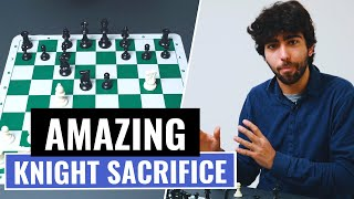 Fried Liver Attack | Attacking Gambit In The Italian | Chess Opening Tricks And Traps To Win Fast