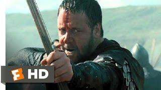 Robin Hood (10/10) Movie CLIP - Beach Battle (2010) HD | Kholo.pk