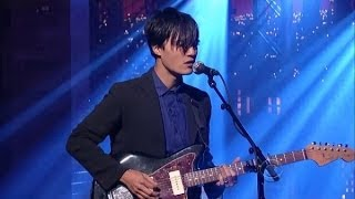 "[HD] The Dodos - ""Confidence"" 9/3/13 David Letterman"
