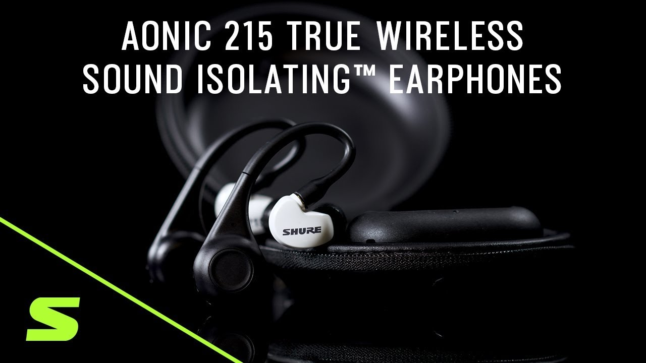 AONIC 215 True Wireless Sound Isolating™ Earphones