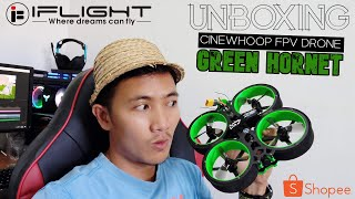 DRONE FOR CINEMATIC FPV SHOTS | iFLIGHT GREEN HORNET UNBOXING