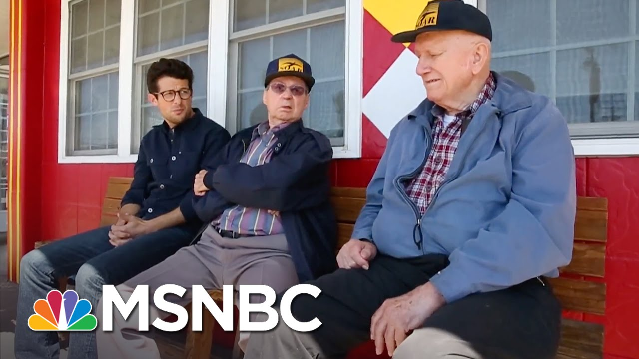 Former Steelworkers Leaning Toward Donald Trump Vote | MSNBC thumbnail