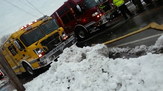 Fire At Delmont, PA Apartment Building(Part 2)