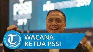 Terpilih Jadi Ketua PSSI, Iwan Bule akan Selesaikan Permasalahan Jadwal Kompetisi yang Kacau