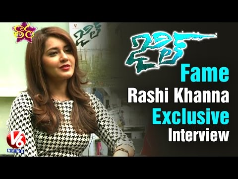 Raashi Khanna Interview about jil