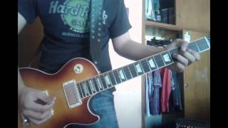 Activity Grrrl - Joan Jett Guitar Cover