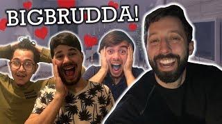 BigBrudda Leaves KidBehindACameras House For Rugenus