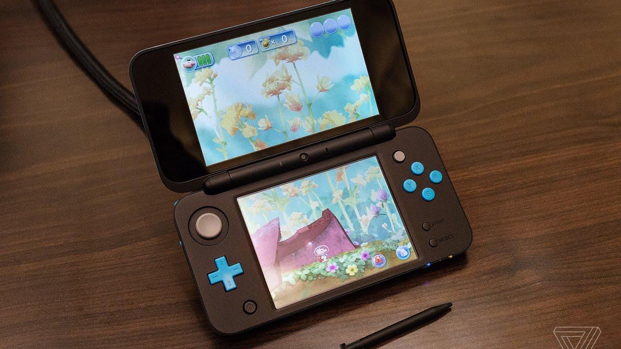 New Nintendo 2DS XL first look thumbnail