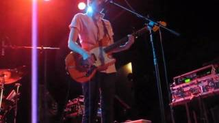 An Horse - Horizons live at the Bowery Ballroom, NYC [05/10]