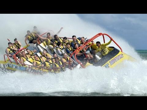 Cozumel | Twister Boat | Isla Pasion