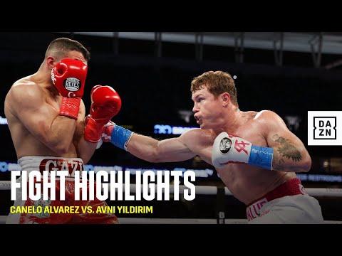 HIGHLIGHTS | Canelo Alvarez vs. Avni Yildirim