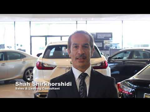 Sales & Leasing Consultant Shah Shirkhorshidi