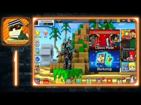 Cops N Robbers FPS -  Gameplay Walkthrough Part 1