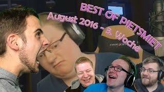 BEST OF PIETSMIET [FullHD|60fps] - August 2016 - 3. Woche