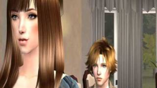 Angus & Julia Stone - A Book Like This, Sims2 Musikvideo
