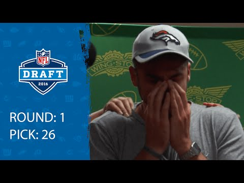 Paxton Lynch (QB)   Pick 26: Denver Broncos   2016 NFL Draft