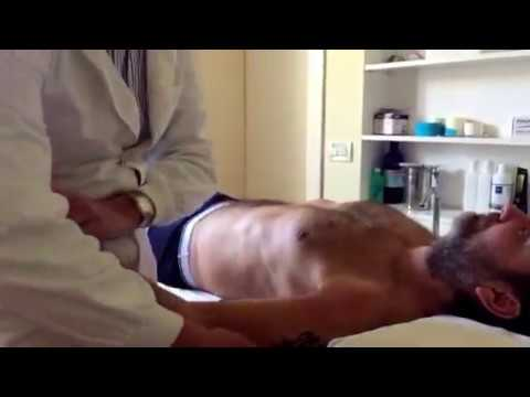 Dopo anestesia spinale torcicollo