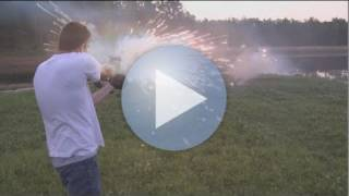 Glock 17 Explosive Ammo