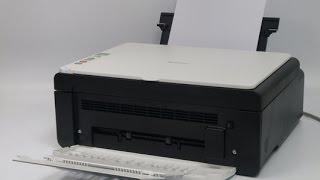 Ricoh SP-200, 210, or similar Cartridge Refilling - Самые