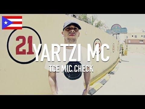 "Yartzi MC aka ""El Cacique Del Free"" - Untitled [ TCE Mic Check ]"
