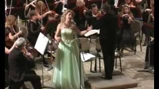 "Albina KHRIPKOVA (Альбина ХРИПКОВА) - L.Arditi. ""Il Bacio"" (""Поцелуй"")"