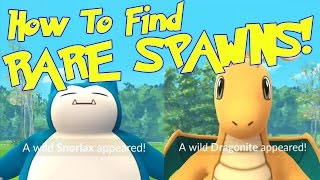 Top 4 Tips and Tricks to Find Rare Spawns in Pokemon GO! (Still Working in 2020)