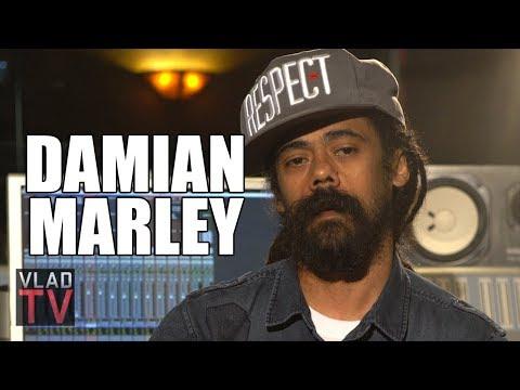"Damian Marley on How His Mom Met Bob Marley, How He Got ""Jr. Gong"" Nickname (Part 2)"