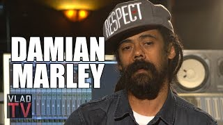"Damian Marley on How His Mom Met Bob Marley, How He Got ""Jr. Gong"" Nickname (Part 2)"