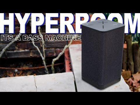 External Review Video FbuQctHnOEA for Ultimate Ears HYPERBOOM Wireless Party Speaker